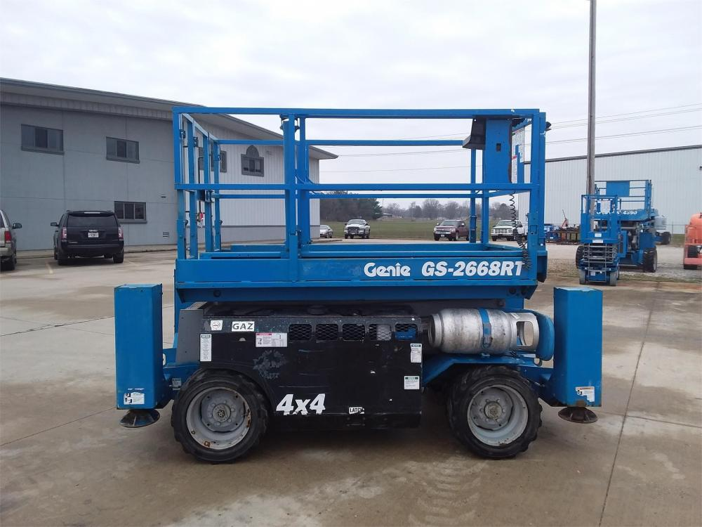 Detail photo of 2006 Genie GS2668RT from Construction Equipment Guide