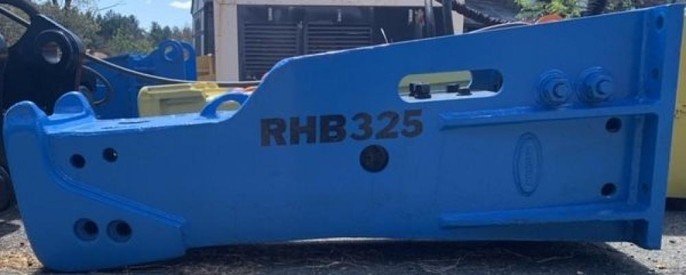 Detail photo of 0 Magnum RHB325 from Construction Equipment Guide