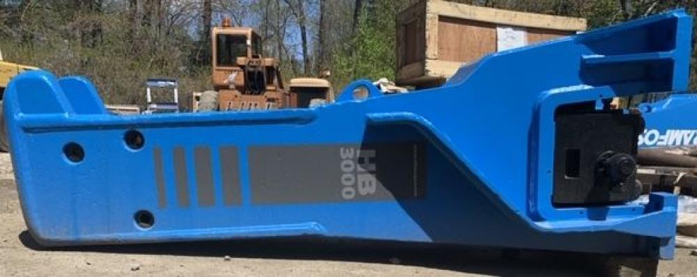 Detail photo of 0 Atlas Copco HB3000 from Construction Equipment Guide
