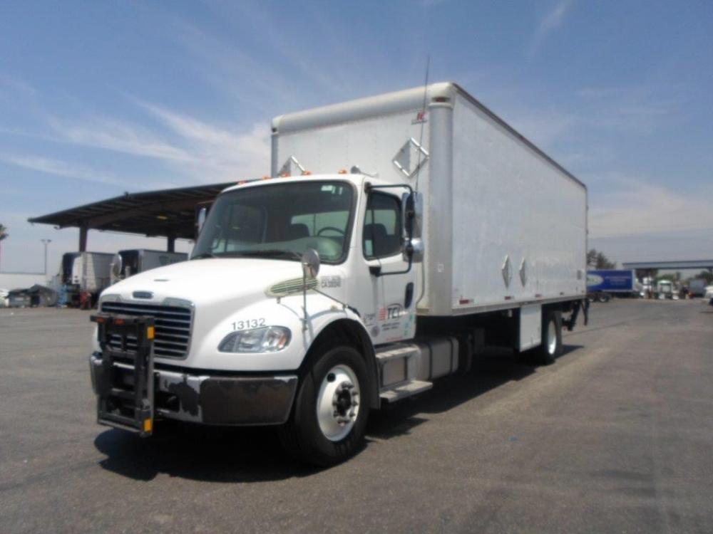 Detail photo of 2013 FREIGHTLINER BUSINESS CLASS M2 106 from Construction Equipment Guide