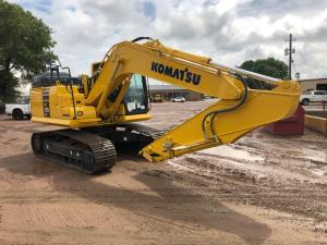 Detail photo of 2019 Komatsu PC170LC-11 from Construction Equipment Guide
