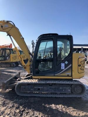 Detail photo of 2016 Kobelco SK85CS from Construction Equipment Guide