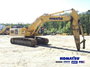 Detail photo of 2014 Komatsu PC390 LC-10 from Construction Equipment Guide