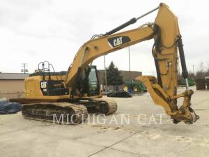 Detail photo of 2013 Caterpillar 329E from Construction Equipment Guide