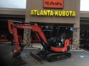 Detail photo of 2018 Kubota KX040-4R1A from Construction Equipment Guide