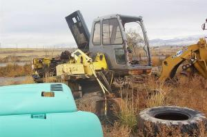 Detail photo of  Kobelco SK150 LC IV from Construction Equipment Guide