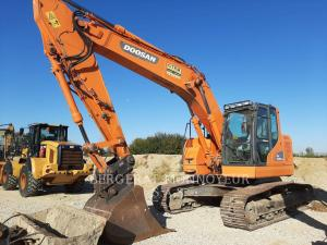 Detail photo of 2005 Doosan DX235LCR from Construction Equipment Guide