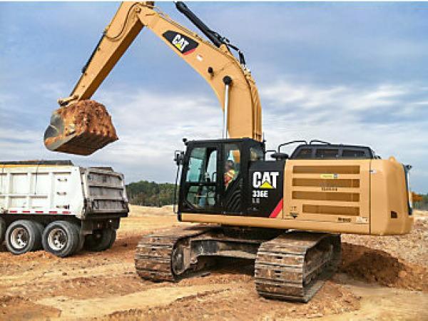 Caterpillar 336EL Specs Excavators Construction