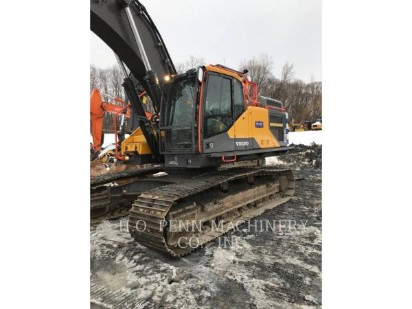 Detail photo of 2016 Volvo EC380 from Construction Equipment Guide