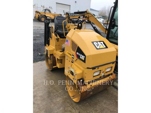 Detail photo of 2019 Caterpillar CB1.8 from Construction Equipment Guide
