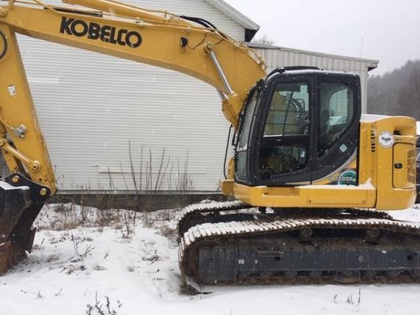 Detail photo of 2018 Kobelco SK270SR LC-5 from Construction Equipment Guide