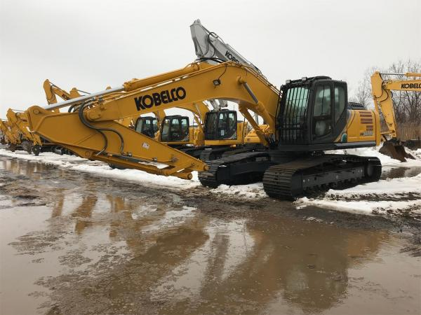 Detail photo of 2020 Kobelco SK260 LC from Construction Equipment Guide