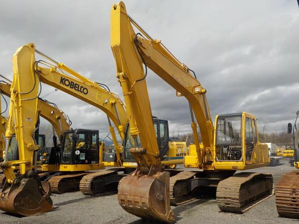 Detail photo of 1999 Kobelco SK150 LC IV from Construction Equipment Guide