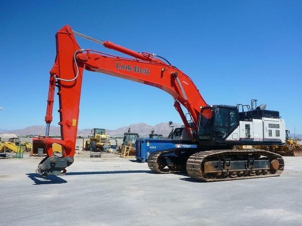 Detail photo of 2019 Link-Belt Excavators 750 X4 from Construction Equipment Guide
