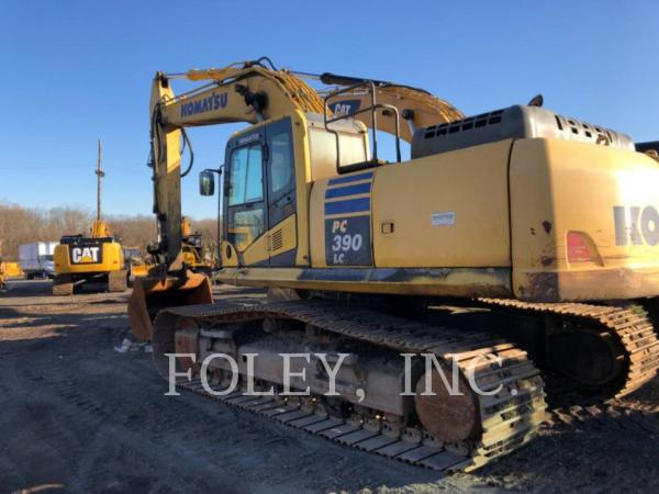Detail photo of 2014 Komatsu PC390LC-10 from Construction Equipment Guide