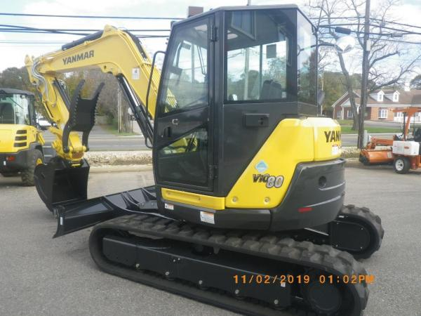 Detail photo of 2019 Yanmar VIO80-1A from Construction Equipment Guide