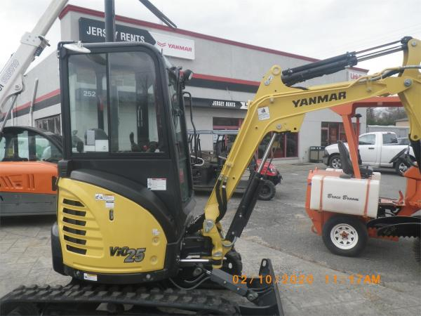 Detail photo of 2019 Yanmar VIO25-6A from Construction Equipment Guide