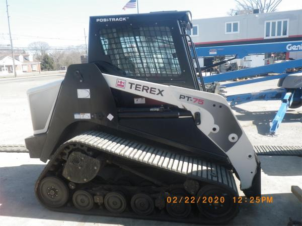 Detail photo of 2013 Terex PT75 from Construction Equipment Guide