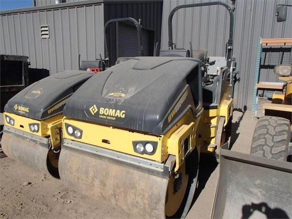 Detail photo of 2017 Bomag BW 138 AD-5 from Construction Equipment Guide