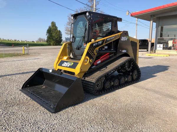 Detail photo of 2020 ASV RT-75 from Construction Equipment Guide