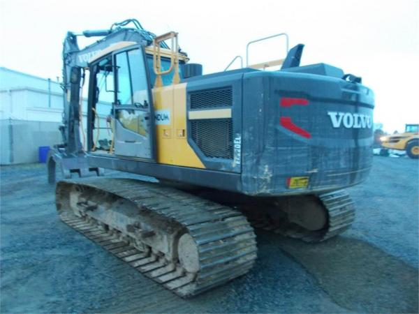 Detail photo of 2016 Volvo EC220EL from Construction Equipment Guide