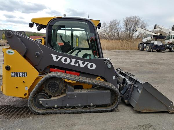 Detail photo of 2019 Volvo MCT85C from Construction Equipment Guide