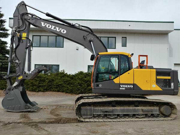 Detail photo of 2020 Volvo EC220EL from Construction Equipment Guide
