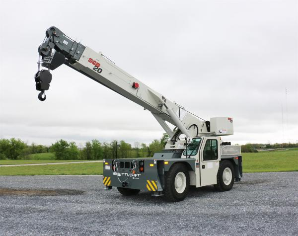 Detail photo of 2019 Shuttlelift SCD20 from Construction Equipment Guide