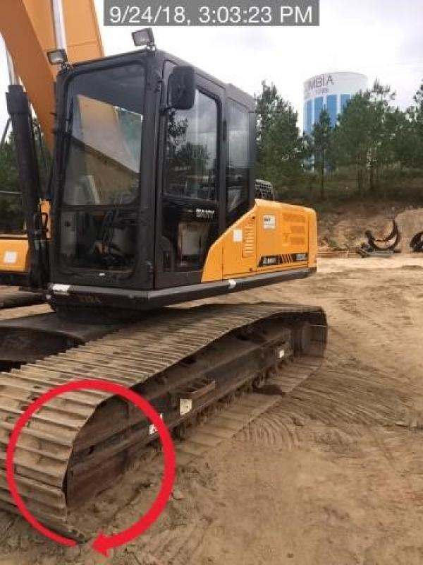 Detail photo of 2015 Sany SY235C LR from Construction Equipment Guide