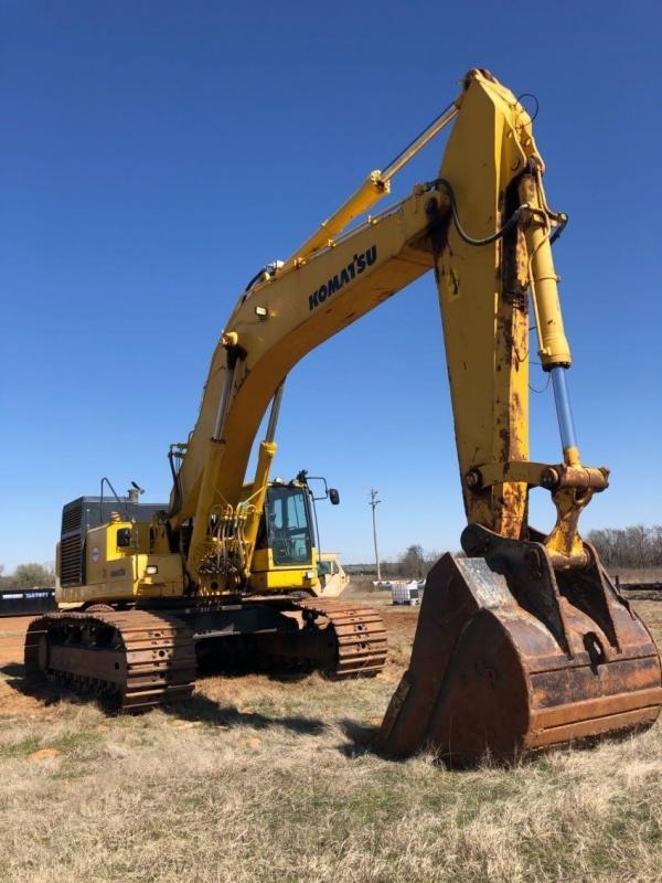 Detail photo of 2012 Komatsu PC800LC-8E0 from Construction Equipment Guide