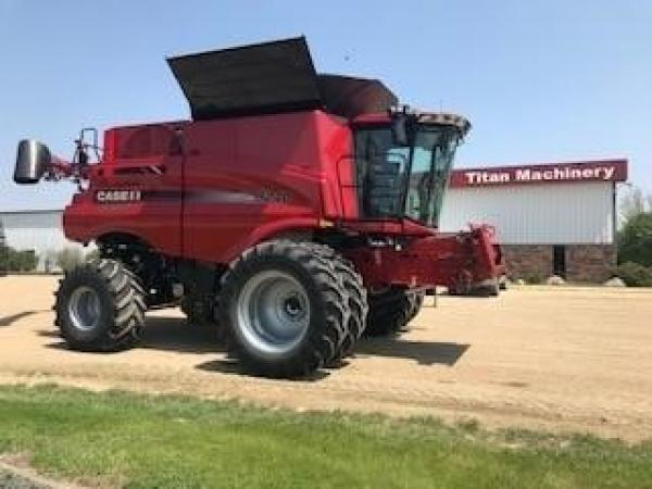 Detail photo of 2018 Case IH 9240 from Construction Equipment Guide