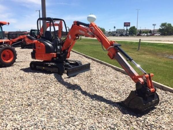 Detail photo of 2018 Kubota KX033-4 from Construction Equipment Guide