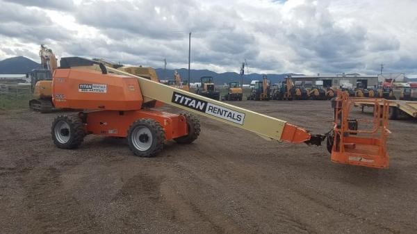 Detail photo of 2012 JLG 600S from Construction Equipment Guide