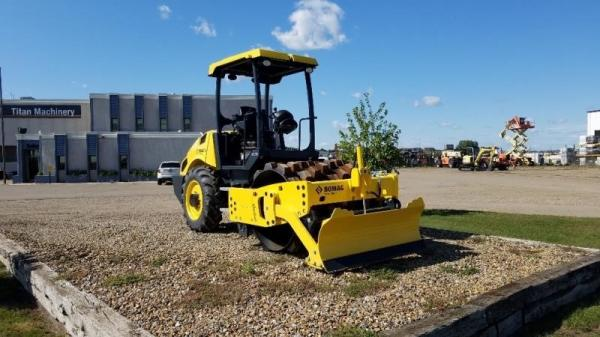 Detail photo of 2019 Bomag BW 145 PDH-5 from Construction Equipment Guide