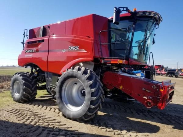 Detail photo of 2020 Case IH 9250 from Construction Equipment Guide