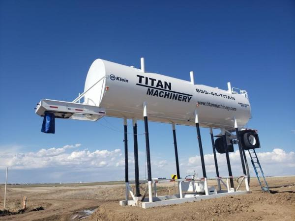 Detail photo of 2020 Klein KPT-120 PORTABLE 5TH WHL WATER from Construction Equipment Guide