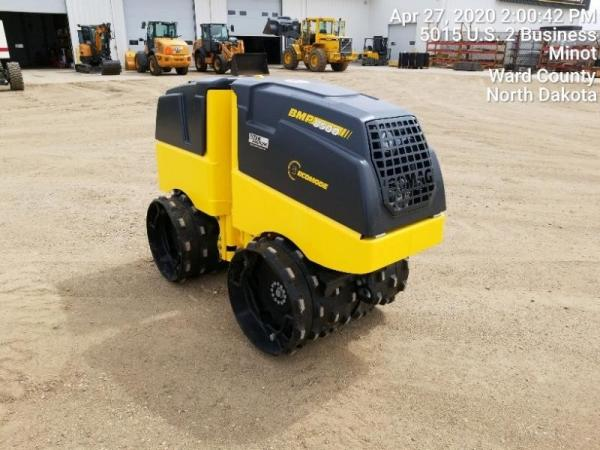 Detail photo of 2020 Bomag BMP 8500 from Construction Equipment Guide