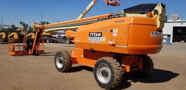 Detail photo of 2012 JLG 660SJ from Construction Equipment Guide