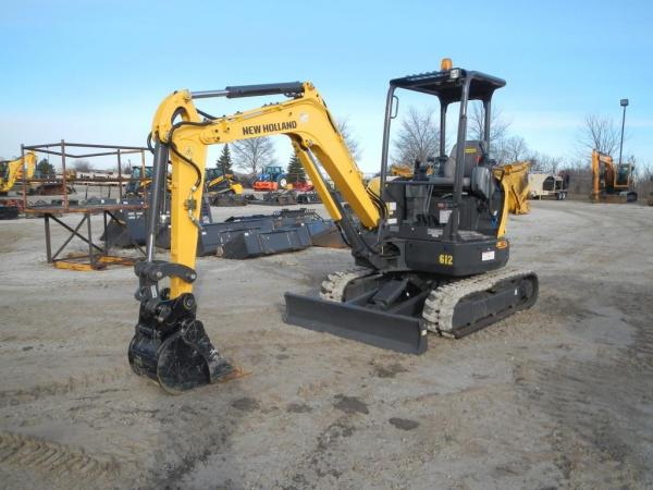 Detail photo of 2019 New Holland E30C from Construction Equipment Guide