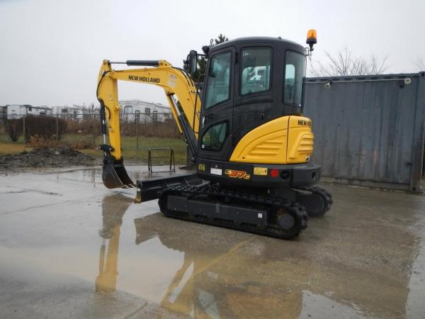 Detail photo of 2018 New Holland E37C from Construction Equipment Guide