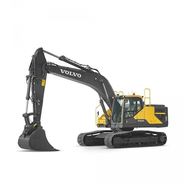 Detail photo of 2019 Volvo EC250EL from Construction Equipment Guide