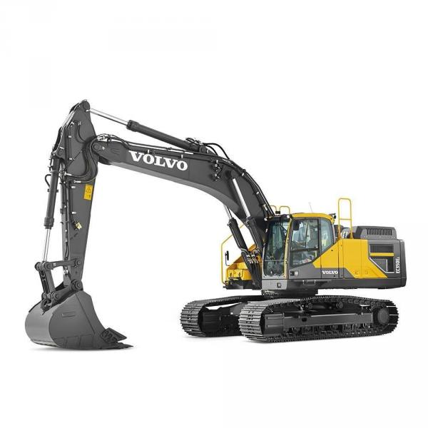 Detail photo of 2019 Volvo EC350EL from Construction Equipment Guide