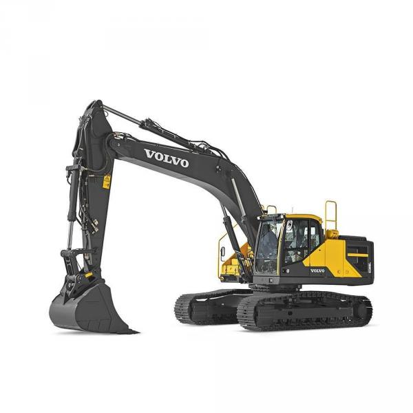 Detail photo of 2018 Volvo EC300EL from Construction Equipment Guide