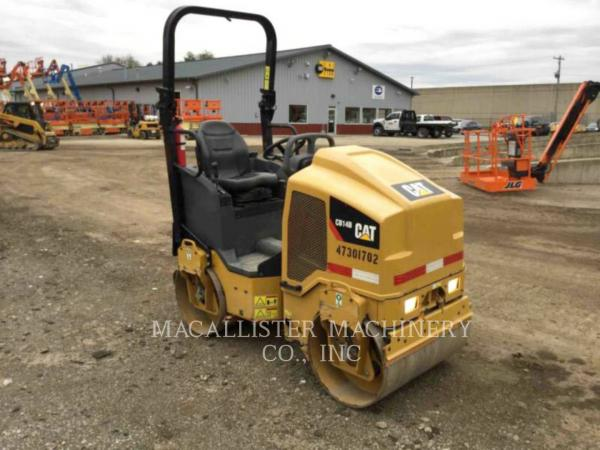 Detail photo of 2018 Caterpillar CB14B from Construction Equipment Guide