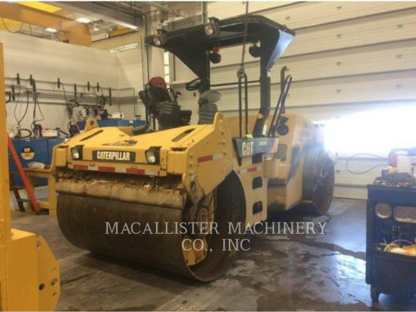 Detail photo of 2009 Caterpillar CB534D from Construction Equipment Guide