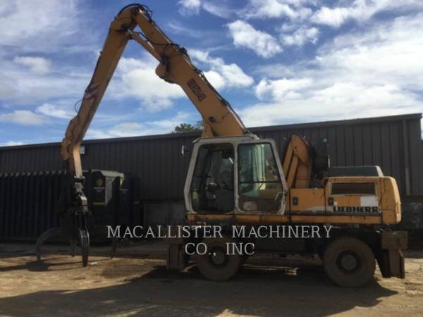 Detail photo of 2007 Liebherr A904 from Construction Equipment Guide