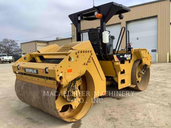Detail photo of 2015 Caterpillar CB 54 from Construction Equipment Guide