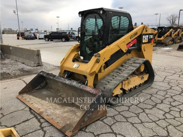Detail photo of 2018 Caterpillar 279D from Construction Equipment Guide