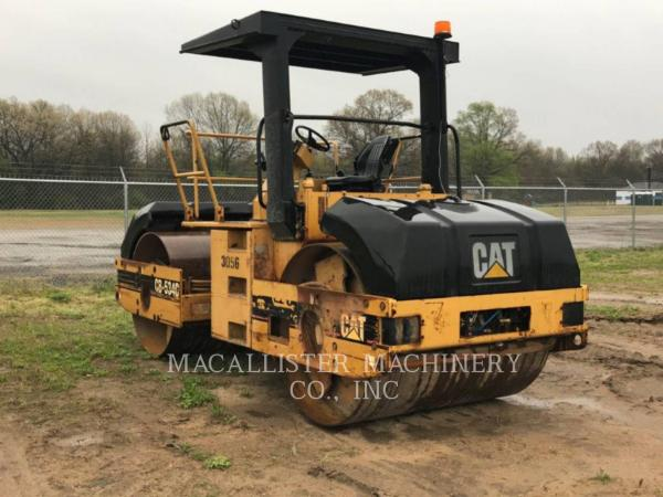 Detail photo of 1998 Caterpillar CB534C from Construction Equipment Guide