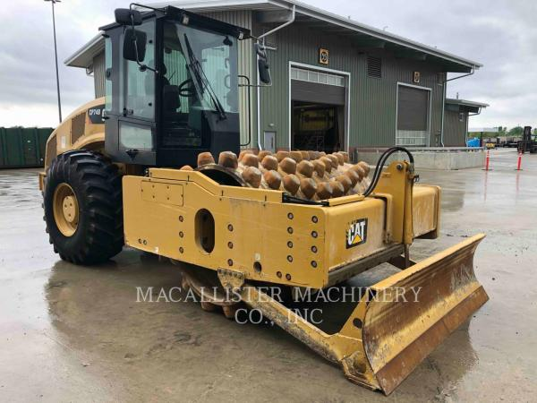 Detail photo of 2014 Caterpillar CP74B from Construction Equipment Guide